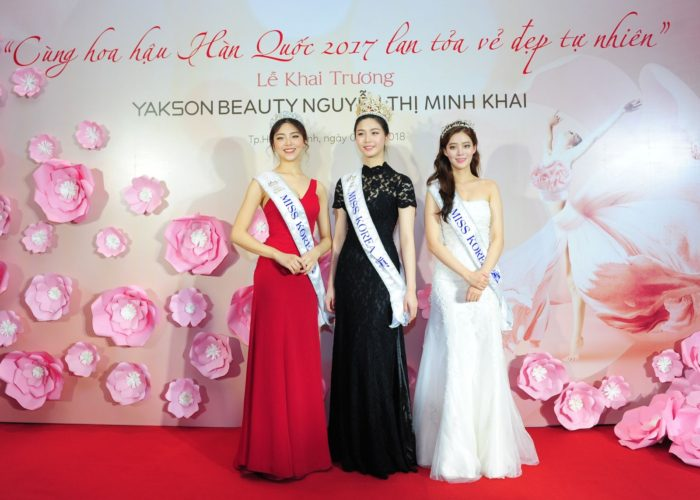 BÁO VN EXPRESS: ĐƯA TIN KHAI TRƯƠNG TRUNG TÂM YAKSON BEAUTY HỒ CHÍ MINH