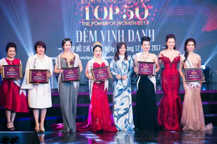 TGĐ Yakson Beauty trao giải Quyền Năng Phái Đẹp