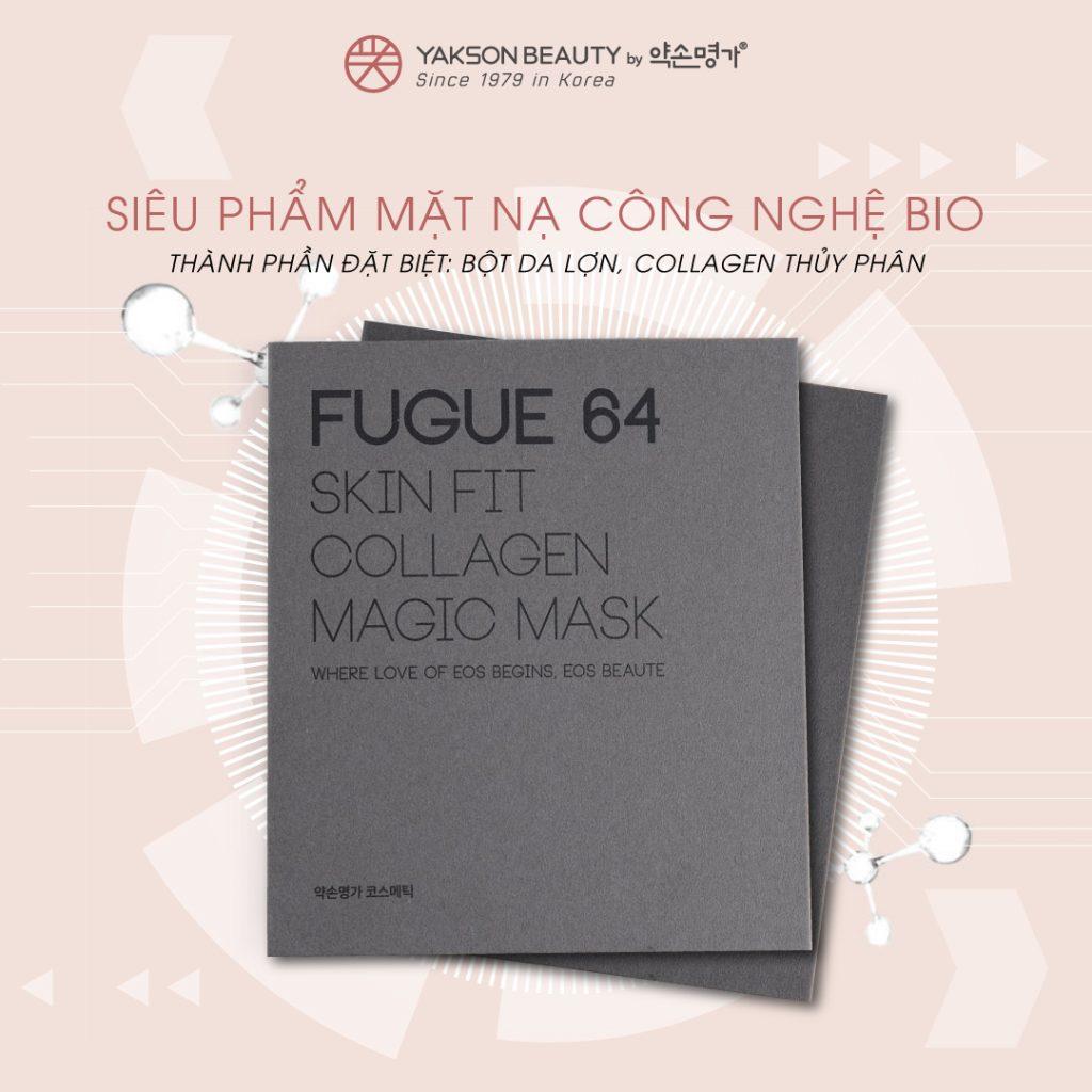 Fugue 64 Skinfit Collagen Magic Mask