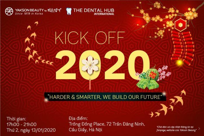 Chính thức khởi động chương trình đặc biệt – Kick Off Yakson 2020