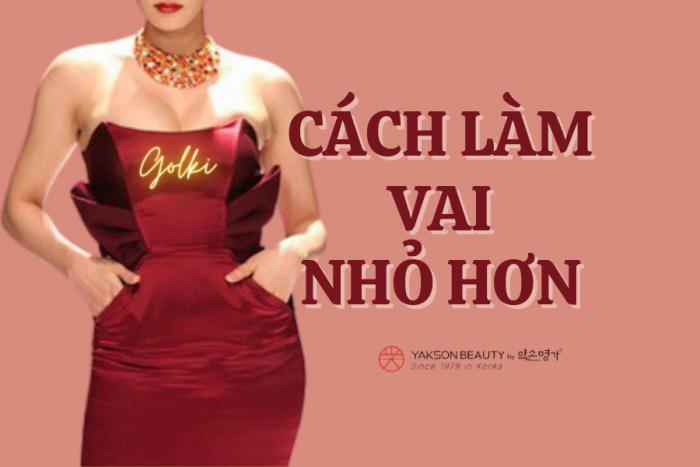 """CÁCH LÀM VAI NHỎ HƠN TRONG 7 NGÀY – TẠM BIỆT """"VAI U THỊT BẮP"""""""