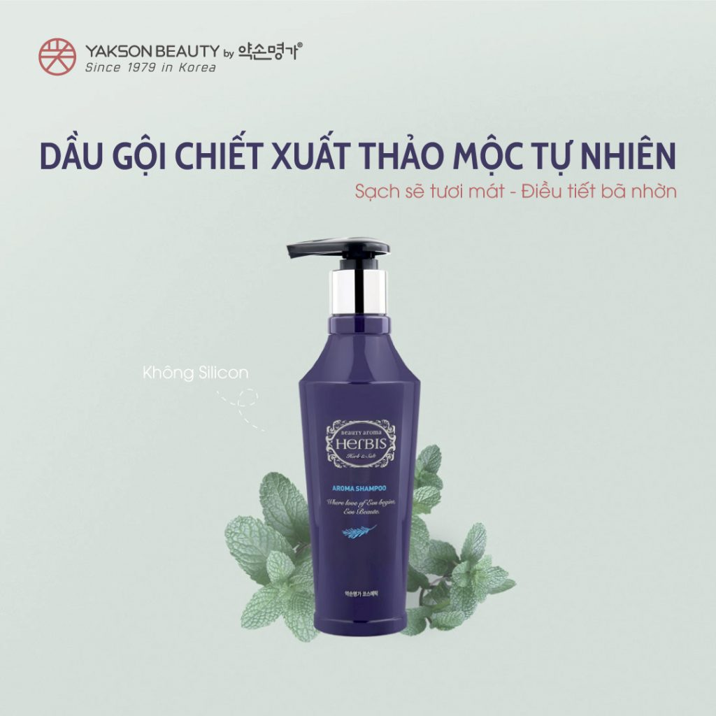 Herbis Aroma Shampoo