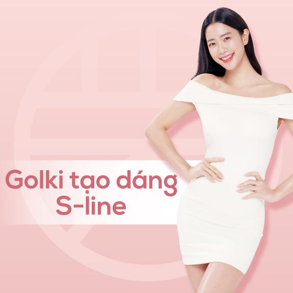Golki Tạo dáng S – line